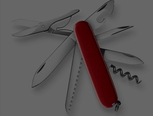 Szczypce noże nożyce