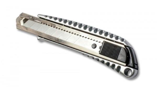 Nóż z ostrzem łamanym 18 mm S-17541