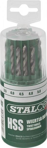 Wiertła do metalu S HSS 1,5 - 6,5 mm S-22202