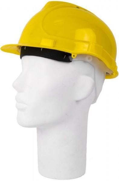 Hełm przemysłowy HELIUS ; żółty S-42059