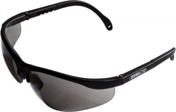 Okulary przeciwodpryskowe GREBE SMOKE